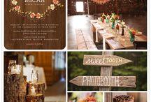 Wedding Ideas / by Lindsey Hudkins