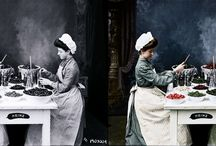 Colorize the past / Here are some colorization work I do ... / by Samten Norbù