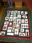 christmas quilts / by Rene Crowder