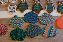 O.C.D (Obsessive Cookie Disorder) / I have a bit of a problem....I love to bake cookies and decorate them.  / by Darla Dean