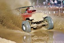 Mud racing / by William Towne