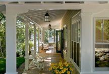 Porch Ideas / by Maria Brebner