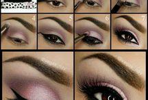 Eye Makeup Heaven! / by Susie Sawaya Sydney