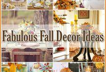 Fabulous Fall / by Barbara Lundquist