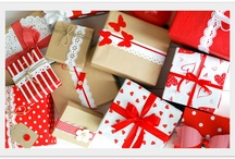 Cards, Gift wrapping and Gifts / by Virginia
