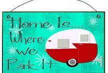 Travel trailer ideas / by Melissa Carter