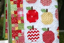 Fruit and Veggie Quilts / by Rhonda Snider