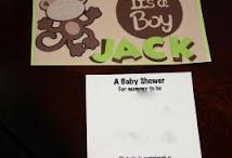 Baby Shower for Joshua Michael! / by Mandy Lett