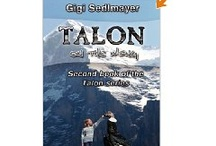 Talon, on the wing / by Gisela Sedlmayer
