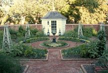 Yard: Vegetable garden / by Julie Moore