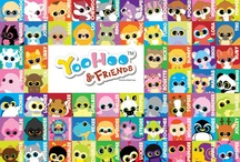 ♥YOOHOO AND FRIENDS♥ / by Sydney Wilcox