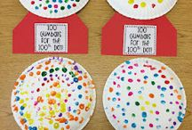 Classroom Clues/100th Day of School / by Heather Hollifield