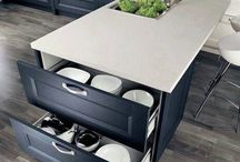 Kitche  ideas / by Melissa Foster