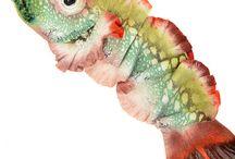 Fiber Arts / by Alfie Frog