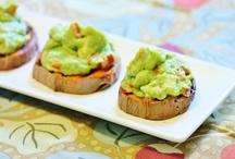 Vegan Starters/Snacks / by Annika Clarke