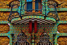 Art Nouveau / by Alice Mielczarek