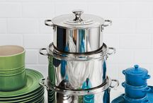 STAINLESS STEEL / by Le Creuset