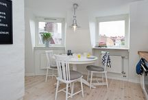 Kitchen& Dining Spaces / by Claudia P