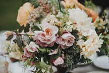 Vintage Wedding Flowers / by BloomsByTheBox.com