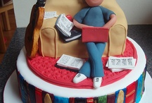 Cakes for Book Lovers / by Mandy Boles
