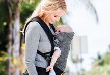 Baby Carriers / Infantino brand baby carriers are designed by certified baby wearing experts. They look to merge ergonomic seating for baby with comfort for mom and dad in a wide range of products to meet your personal style. / by INFANTINO