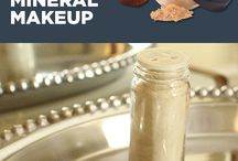 make up- cosmetics / by Meg Pylant