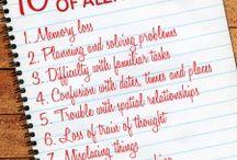 Alzheimer's Disease / by Marie Brown