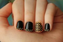 Nail art / by Hajar Alansari