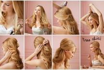 Hairstyle & Beauty / by Svetlana Demianenko
