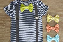 Baby boy clothes / by Melanie Wright