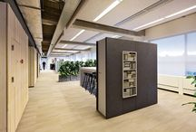 Office / Commercial interiors / by Emma Gullick