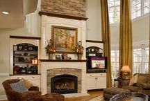Living Room upgrades / by Rose Boozer
