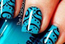 Nail patterns / by Jacke Clark