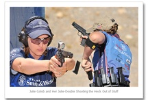 Female Friendly / The softer (and better?) side of IDPA. Spotlighting the women of IDPA, their gear, and their style both on and off the range. / by IDPA
