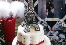 Mon Amour, Paris! / by Natalie Reiser