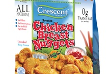Coming Soon: Crescent Chicken Nuggets / by Crescent Foods