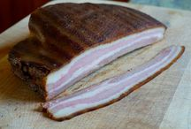 Foods-Meat Curing,Smoking, Preserving & Sausage Making / by Mary (Twinkle) Brady