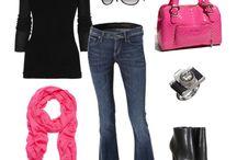 fashion / by Rebecca Sprouse @ The Copper Brick Road