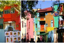 Argentina / My Hometown / by Dora Ficher Art
