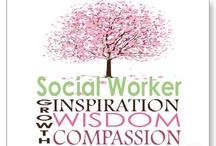 I am a social worker / by Gail Pollard: Social Work Services