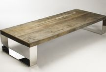 Reclaimed Wood Furniture / by Vielle + Frances