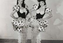 Chorus Girl Twins / by Robin Nunnally