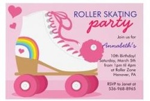 roller skate / by anna and blue paperie
