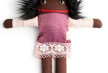 Dolls / by Hip Baby Canada