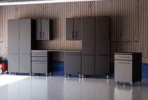 Garage Organizing & Ideas / by carie ferrell