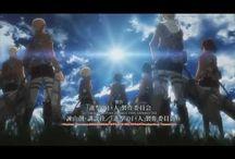 Shingeki no Kyojin / Attack on Titan / by Jenny Taylor