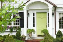 Fabulous Front Doors / by Angie @Echoes of Laughter