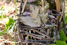 Fairy House / by Kathleen Hathaway
