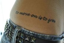 Tattoos I want  / by Beth Keltner