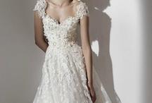 My Wedding Dress. ♥ / by Hannah Escobar